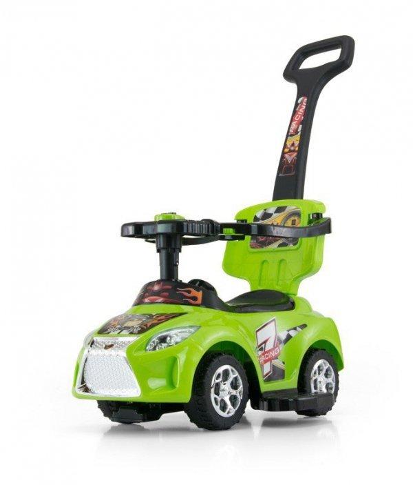 Milly Mally Jeździk 3w1 Pojazd Kid Green (0455, Milly Mally)