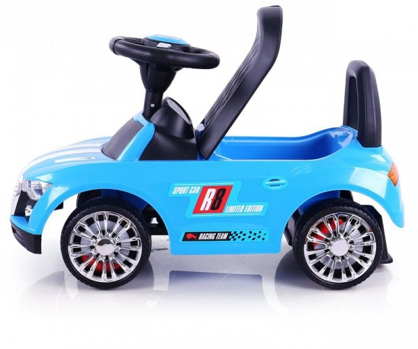 Milly Mally Pojazd Racer Blue (0975, Milly Mally)