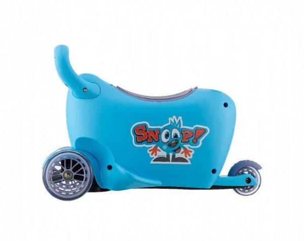 Hulajnoga/Jeździk SNOOP! 3w1 BLUE