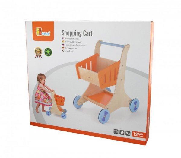 Viga 50672 Chodzik - wózek sklepowy