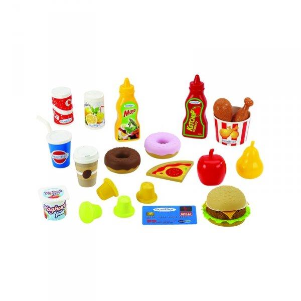 Ecoiffier Restauracja Fast Food