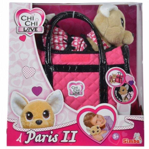 Simba Piesek w Torbie Chi Chi Love PARIS II