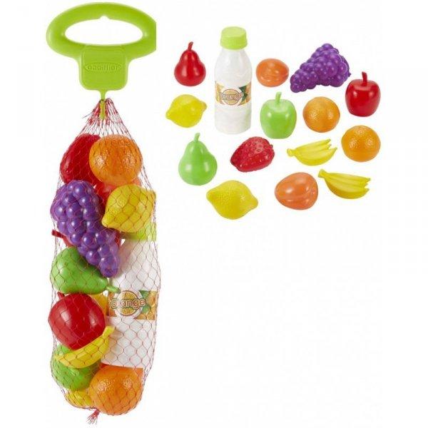 Zestaw produktów spożywczych - owoce - Ecoiffier