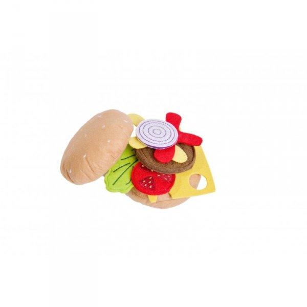 Zestaw Śniadaniowy Kanapka Do Składania Warzywa Hamburger CLASSIC WORLD