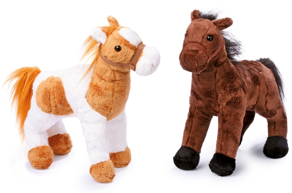 """SMALL FOOT Horses """"Penny & Molly"""" - Koniki """"Penny I Molly"""" (2 szt.)"""