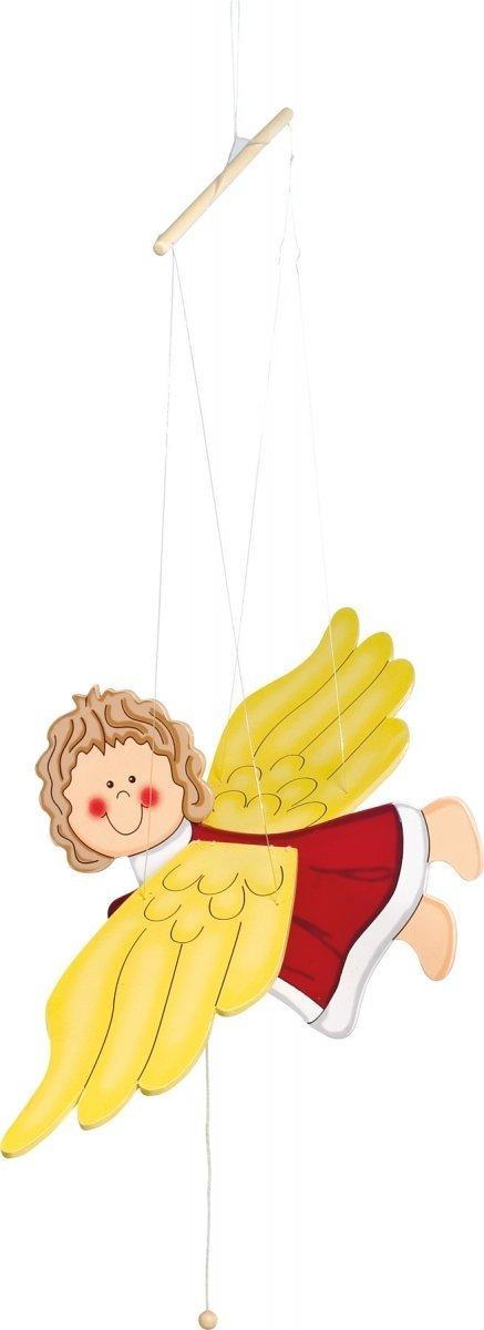 """SMALL FOOT Swing """"Angel"""" - zawieszka wahadłowa (magiczny aniołek)"""