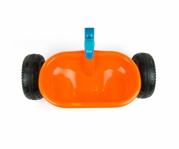 Rowerek Turbo Blue-Green