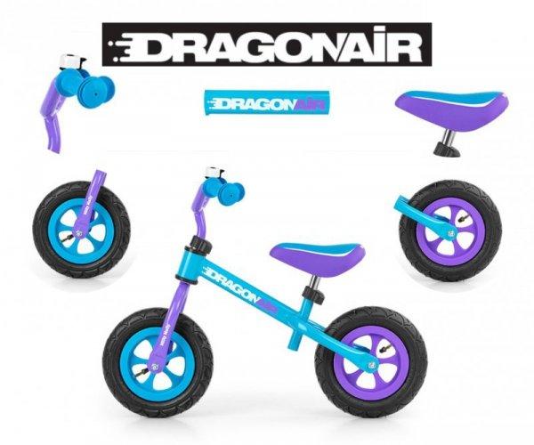 Rowerek Biegowy Dragon Air Turquoise