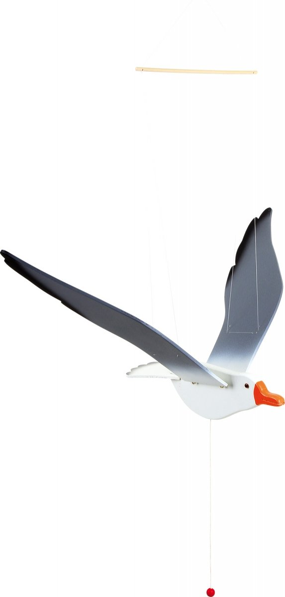 """SMALL FOOT Swinging """"Seagull"""" - zawieszka wahadłowa (mewa)"""