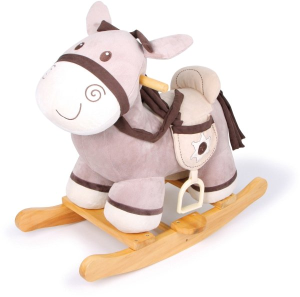"SMALL FOOT Rocking ""Sheriff"" - osiołek na biegunach"