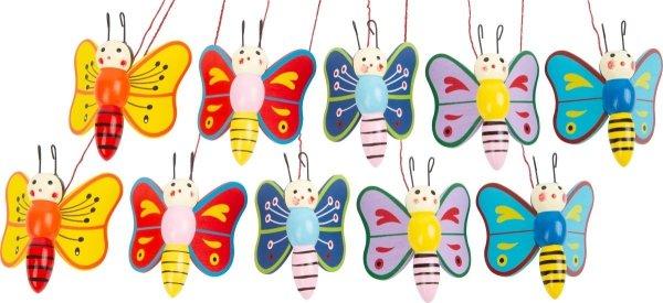 """SMALL FOOT Mobile """"Butterflies"""" - karuzela z motylkami"""