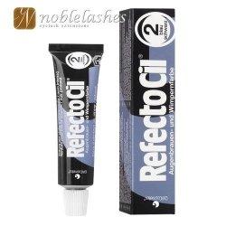 Henna żelowa RefectoCil (granatowo - czarna)