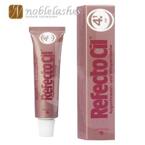 Henna żelowa RefectoCil (czerwona / ruda)