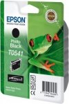 Tusz do Epson Stylus Photo R800/R1800 Photo Black Cartridge 550 str. T0541