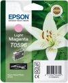 Wkład light magenta do Epson Stylus Photo R2400 T0596