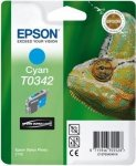 Atrament do Epson Stylus Photo 2100 - błękitny T0342