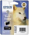 Tusz (Ink) T0969 light light black do Epson Stylus Photo R2880