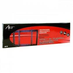 UCHWYT DO MONITORA PLASMA/LCD czarny 32-60'' do 45KG AR-23 ART
