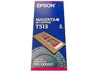 Atrament pigmentowy magenta 500ml do Epson stylus Pro 10000CF C13T513011