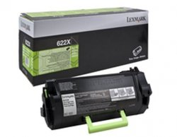 622XE Toner Lexmark o bardzo wysokiej wydajności Corporate (45000 stron) 62D2X0E