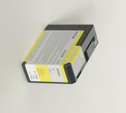 Tusz Yellow (80 ml) do Epson Stylus Pro 3800 T5804