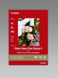 Papier PP-201  A4/20sh Photo Paper Plus Glossy II