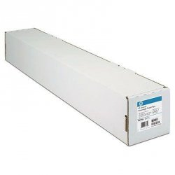 Papier w roli HP Bright White Inkjet 90 g/m2, 36''/914 mm x 45.7 m C6036A