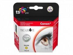 TB Print Tusz do Canon BCI6Y TBC-L006YE YE 100% nowy