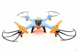Acme Dron Quadrocopter Prime Raider Q250 WiFi HD 720P