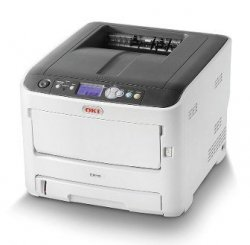 OKI C612n A4 46406003 LAN/USB