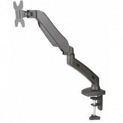 ART Uchwyt biurkowy na sprężynie gazowej do 1 monitora LCD/LED 13-27            L-11GD