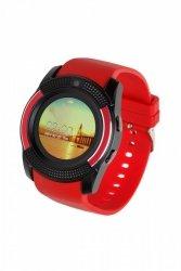 Garett Electronics Smartwatch G11 czerwono-czarny