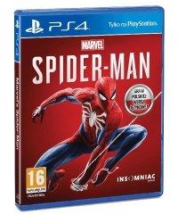 Sony Gra PS4 Spider-Man Marvels