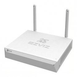 EZVIZ Bezprzewodowy rejestrator wideo CS-X5C-4EU/T1, rejestruje obraz z max 4kamer, Kompresja H.264, 1 x port SATA,Dysk twardy HDD 1TB