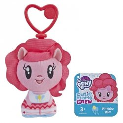 Hasbro Breloczek pluszak My Little Pony Pinkie Pie
