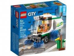 LEGO Polska Klocki City Zamiatarka