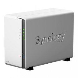 Synology Serwer NAS DS220J 2x0HDD 512MB 1,4Ghz 2xUSB3.0 1xRJ45
