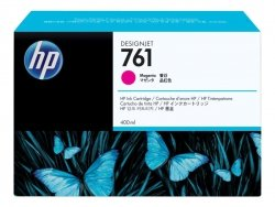 Tusz zamiennik Yvesso nr 761 Magenta do HP DesignJet T7100,T7200 (400 ml) CM993A