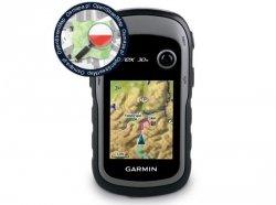 Garmin eTrex 30x ActiveMap Wschodnia Europa