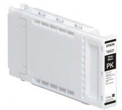 Epson Tusz czarny photo 110ml - dla SureColor SC-T3000, SC-T5000, SC-T7000, SC-T5200, SC-T3200, SC-T7200 - T692100
