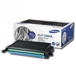 Samsung toner CYAN CLP-610ND, CLP-660N, CLP-660ND, CLX-6200FX, CLX-6200ND, CLX-6210FX, CLX-6240FX (2000 stron) CLP-C660A
