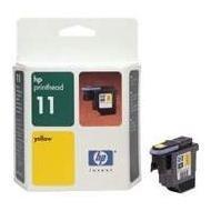 Głowica (Printhead) HP 11 yellow do DnJ70/110/110plus/500/800; BIJ1000/1100/1200/2200/2230/2280/2300/2600; C4813A