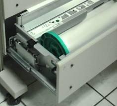 Roll Flange(L) (2 pcs) Seiko LP-1030, LP-2050, LP-1020 [LP-814]