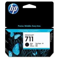 Tusz HP nr 711 black - 38ml - do Designjet T120 / T520 - CZ129A - NOWOŚĆ