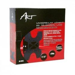 UCHWYT DO MONITORA LCD 17-37'' 35KG AR-06XL ART standard VESA
