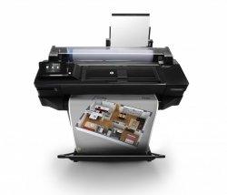 Ploter HP DesignJet T520 24'' (610 mm) CQ890C + 100m papieru GRATIS