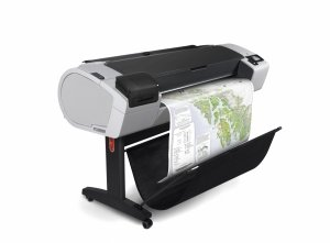 Ploter HP Designjet T795 44-in ePrinter CR649C + 0,5 km Papieru Gratis PLATINUM PARTNER HP 2018