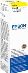 Wkład atramentowy Epson T6644 Yellow