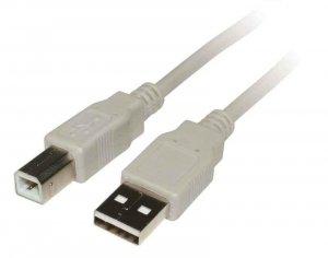 Kabel USB do drukarek 1,8m