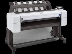 HP DesignJet T1600 36-in PostScript Printer (3EK11A)